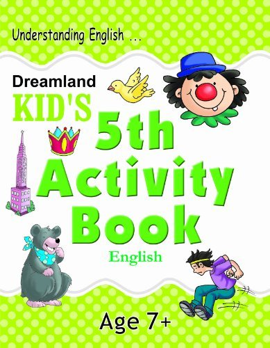 5th Activity Book - English (Kids Activity Books) Dreamland Publications