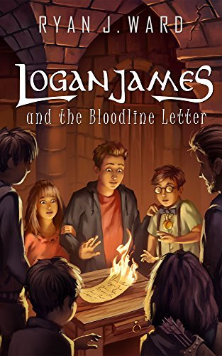 Logan James and the Bloodline Letter (A Hardwicke Epic Book 2)  by  Ryan J. Ward