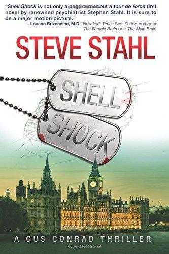 Shell Shock: A Gus Conrad Thriller Steve Stahl