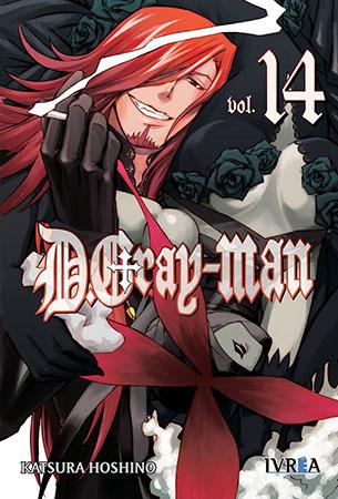 D.Gray-man, Vol. 14  by  Katsura Hoshino