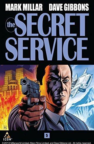 Secret Service #5 Mark Millar