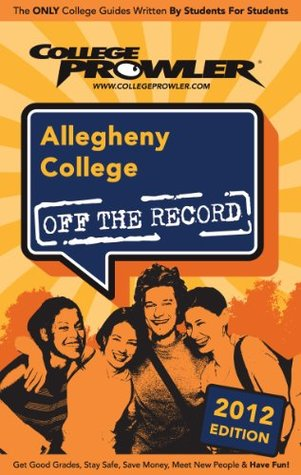 Allegheny College 2012  by  Katrina Tulloch