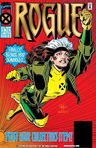 Rogue (1995) #1 (of 4)  by  Howard Mackie