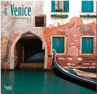 Venice 2015 Square 12x12 NOT A BOOK