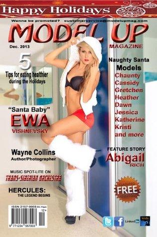 MODEL UP Magazine December 2013  by  Mike Sierra
