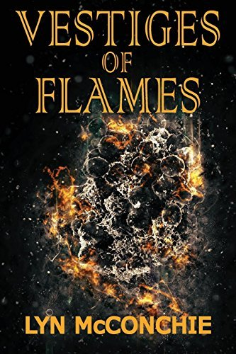 Vestiges of Flames Lyn McConchie