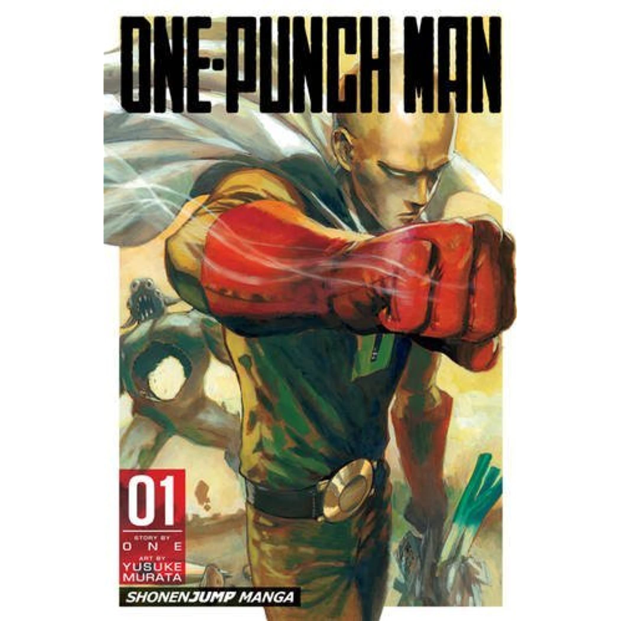 one punch man vol 1 one punch man 1 by one reviews. Black Bedroom Furniture Sets. Home Design Ideas