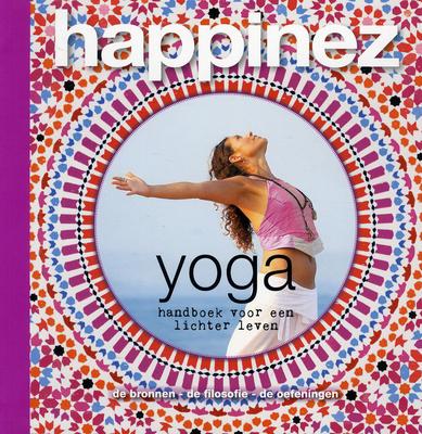 Yoga: handboek voor een lichter leven  by  Christel Jansen