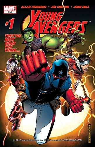 Young Avengers (2005-2006) #1 Allan Heinberg