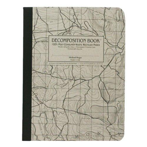 Michael Roger Decomposition Book - Topo Map Inc. Michael Roger