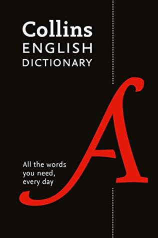 Collins English Paperback Dictionary  by  Collins Dictionaries