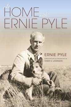 At Home with Ernie Pyle  by  Ernie Pyle
