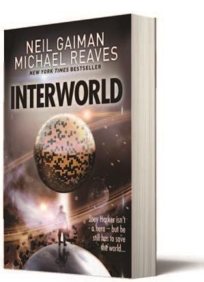 Interworld  by  Michael