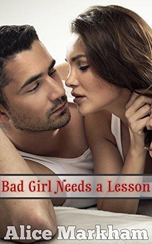 I Like It Rough: Bad Girl Needs a Lesson (Billionaire BDSM Erotica M/F Romance) (Billionaire Master - AM Book 8)  by  Alice Markham