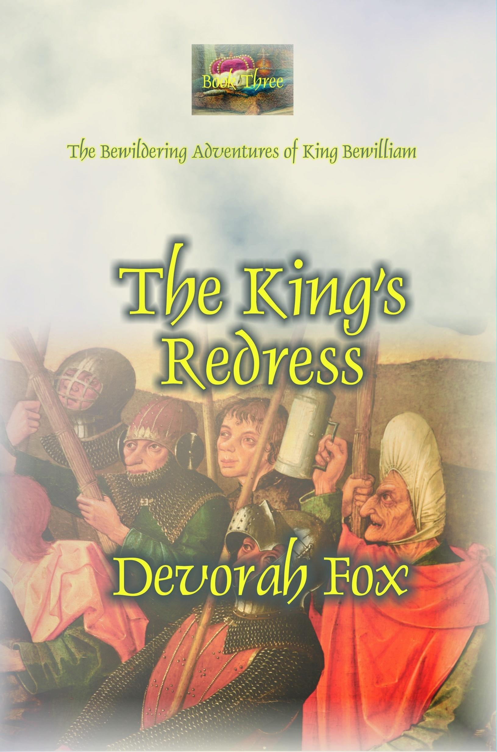The Kings Redress Devorah Fox