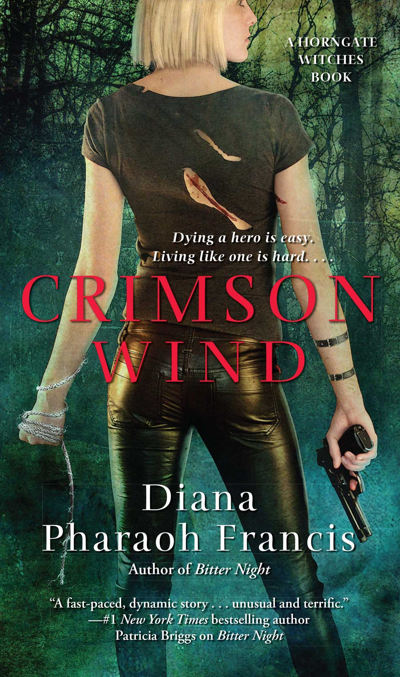 Crimson Wind Diana Pharaoh Francis