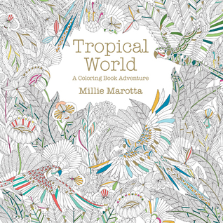 Millies Tropical World Millie Marotta