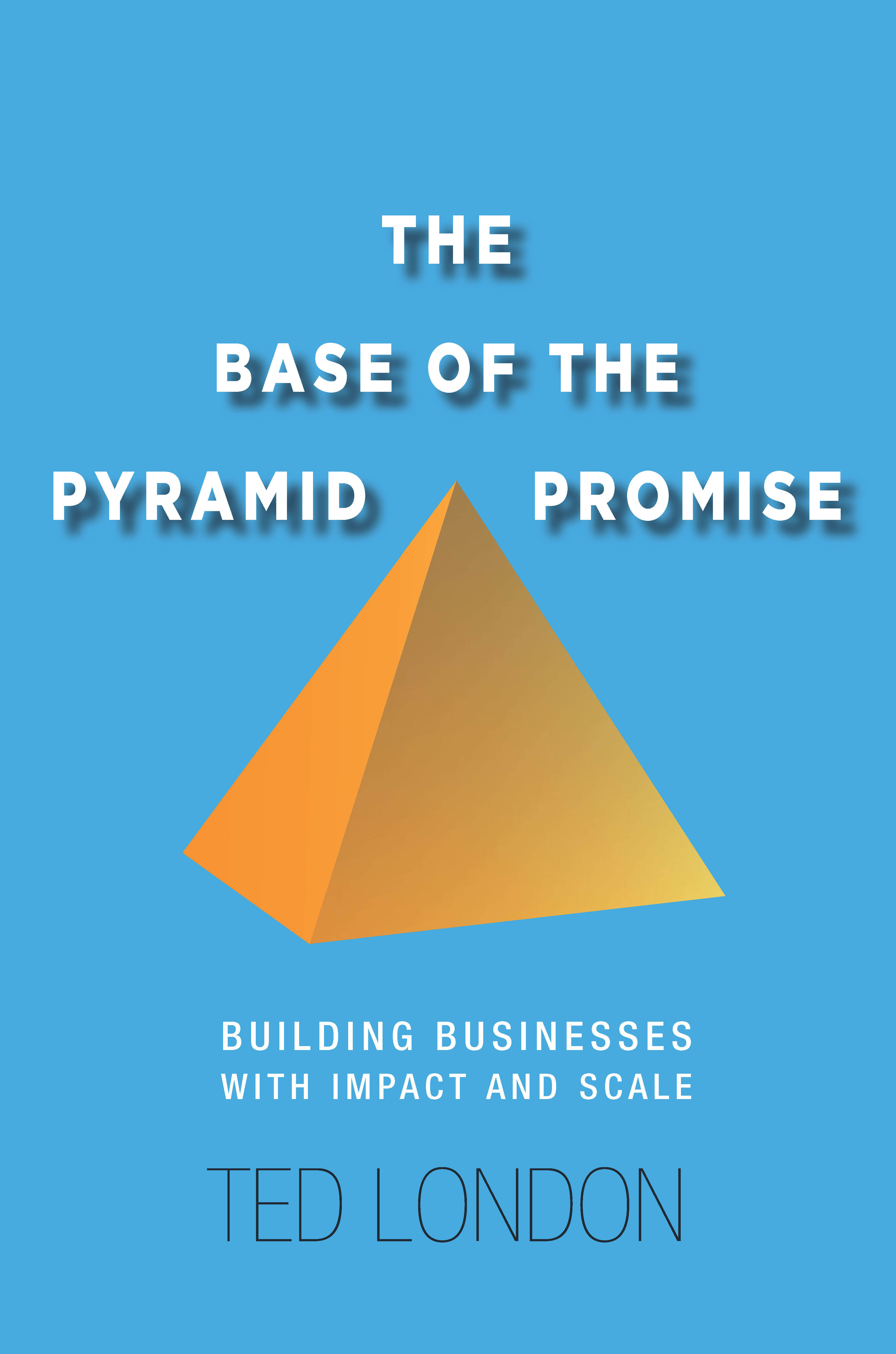 The Base of the Pyramid Promise: Building Businesses with Impact and Scale  by  Ted London