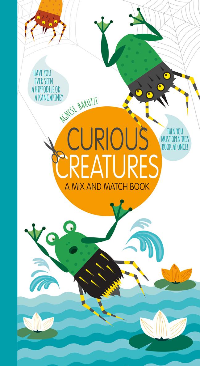 Curious Animal Mix  by  Agnese Baruzzi