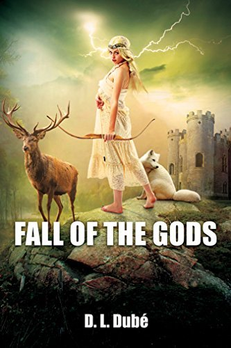 Fall of the Gods: Book 3 in the Cursed  by  the Gods series by D. L. Dubé