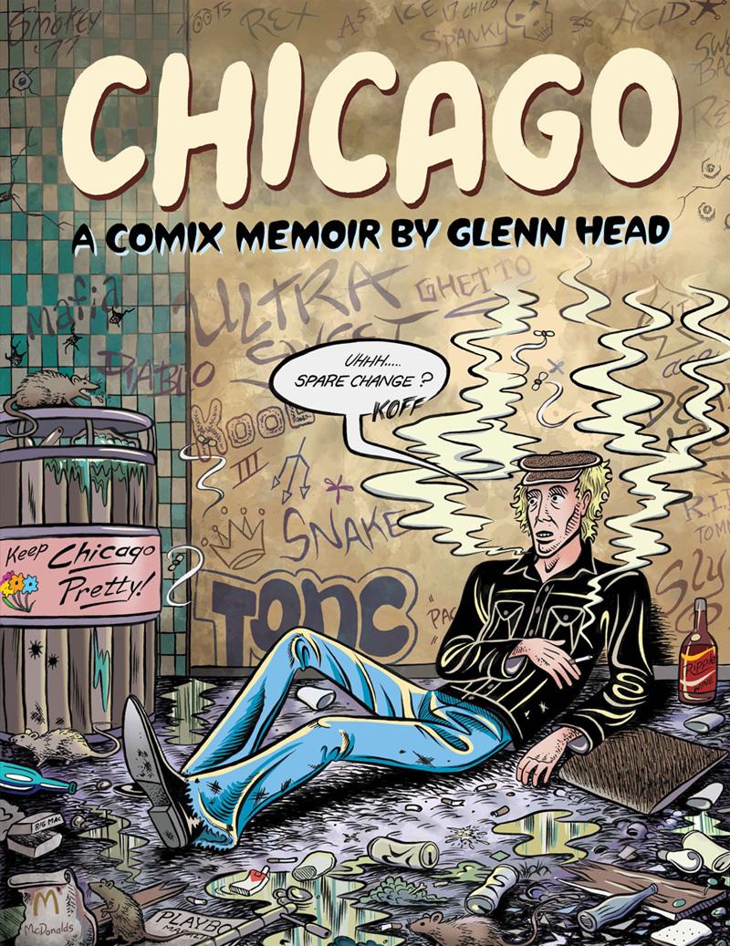 Chicago Glenn Head
