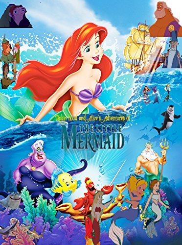 Disney: Little Mermaid Adventures  by  Green River Books