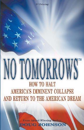 No Tomorrows Doug Johnson