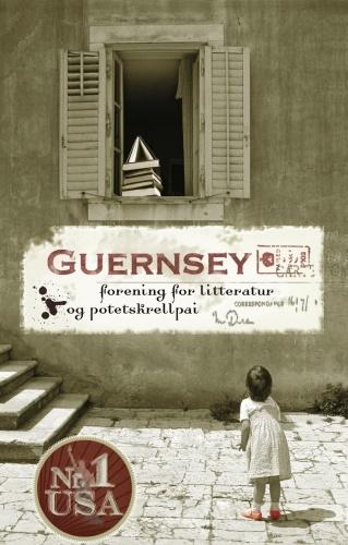 Guernsey forening for litteratur og potetskrellpai Mary Ann Shaffer