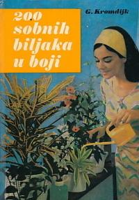 200 sobnih biljaka u boji G. Kromdijk
