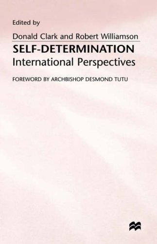 Self-Determination International Perspectiver Donald Clark