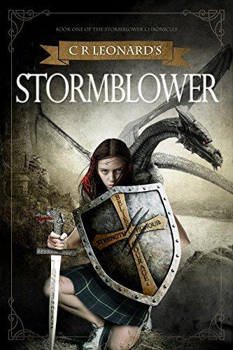 Stormblower  by  CR Leonard