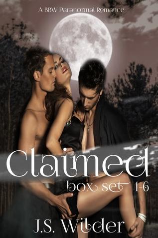 Claimed (Box Set 1-6) J. S. Wilder
