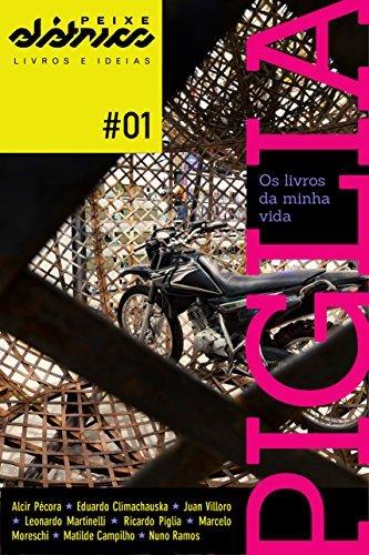Peixe-elétrico #01  by  Ricardo Piglia
