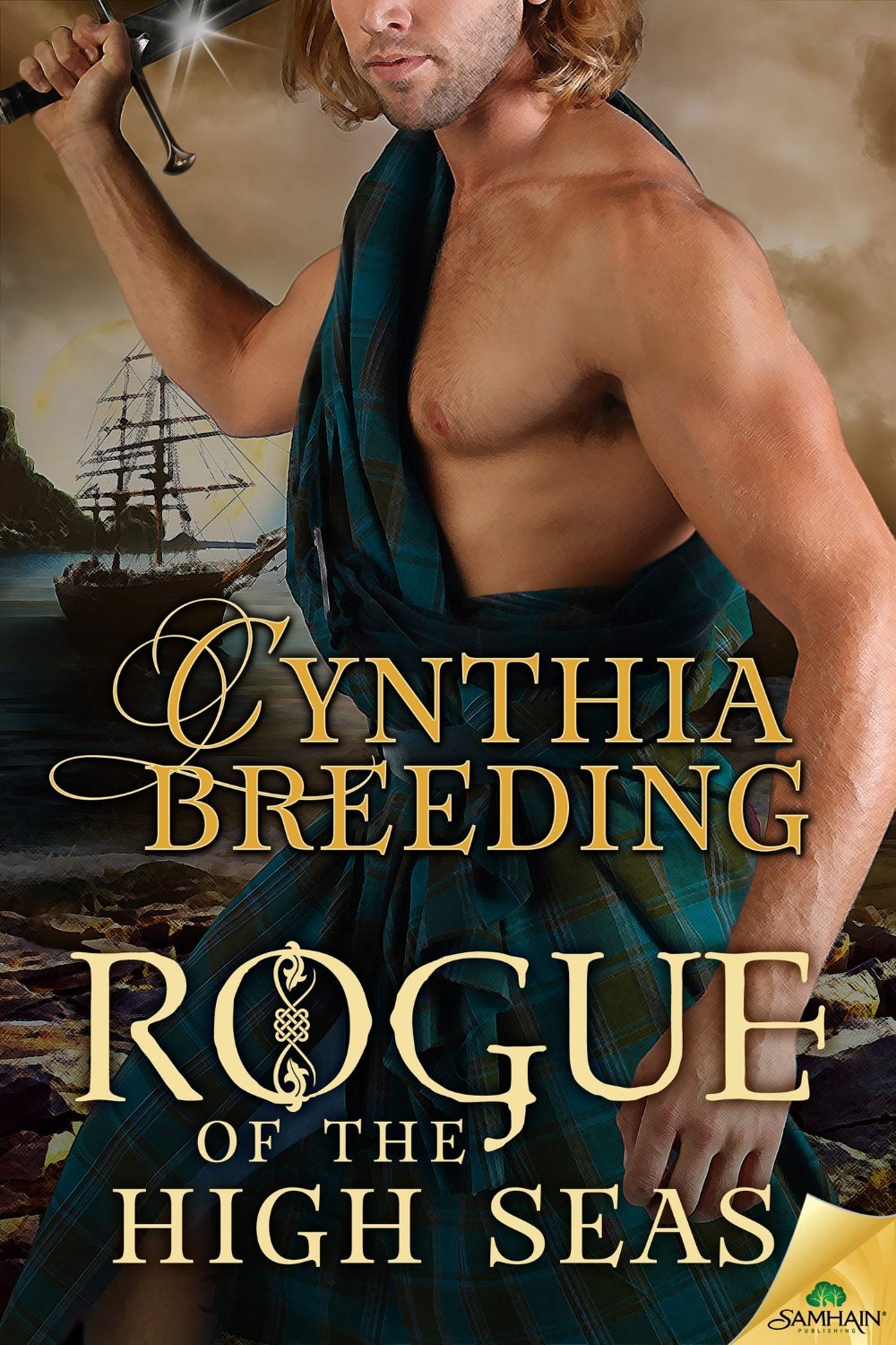 Rogue of the High Seas (Rogue, #5)  by  Cynthia Breeding