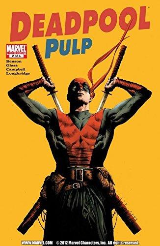 Deadpool Pulp #2 (of 4) Adam Glass