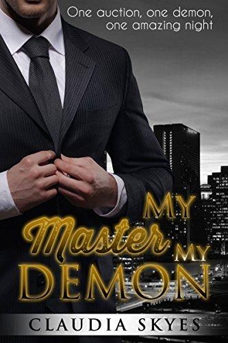 My Demon, My Master: Alpha Demon Paranormal Pregnancy Romance Claudia Skyes