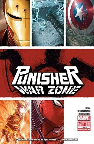 Punisher: War Zone #1 (of 5)  by  Greg Rucka