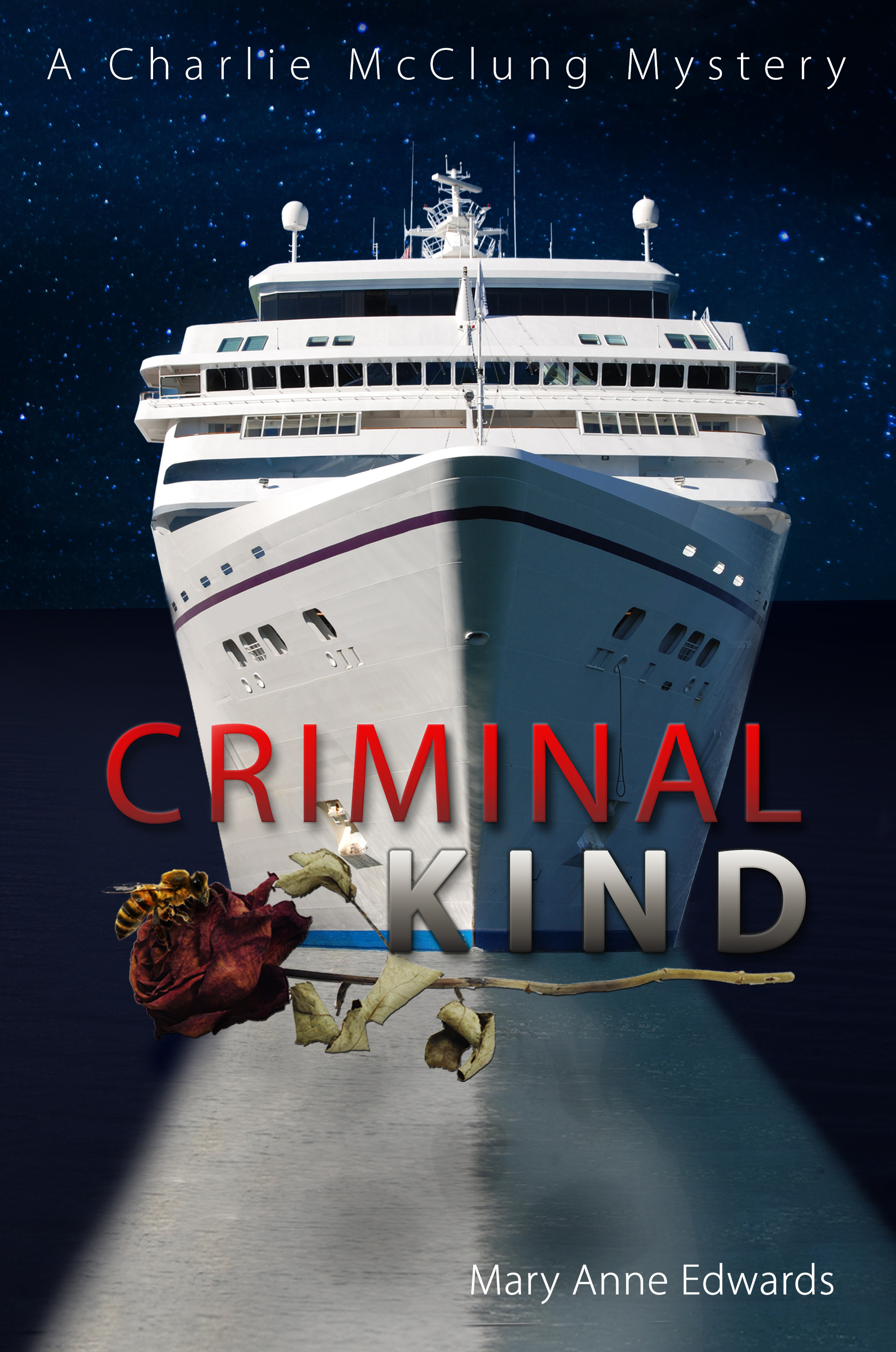 Criminal Kind (The Charlie McClung Mysteries, #3)  by  Mary Anne Edwards