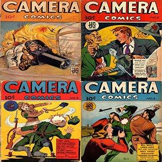 Camera Comics. Issues 1, 2, 3 and 4. Linda Lens, Kid Click, Grey Comet, Bill Brett and more. Digital Sky Comic Compilations Military and War. Digital Sky Comic Compilations