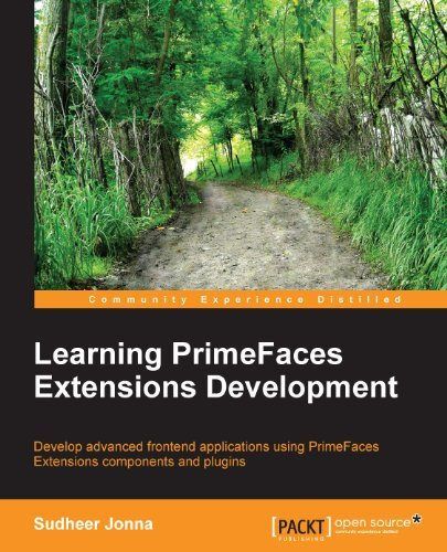 Learning PrimeFaces Extensions Development  by  Sudheer Jonna
