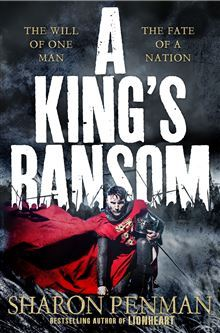 A Kings Ransom (Plantagenets #5)  by  Sharon Kay Penman