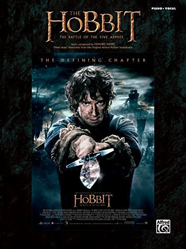 The Hobbit - The Battle of the Five Armies: Sheet Music Selections from the Original Motion Picture Soundtrack Howard Shore
