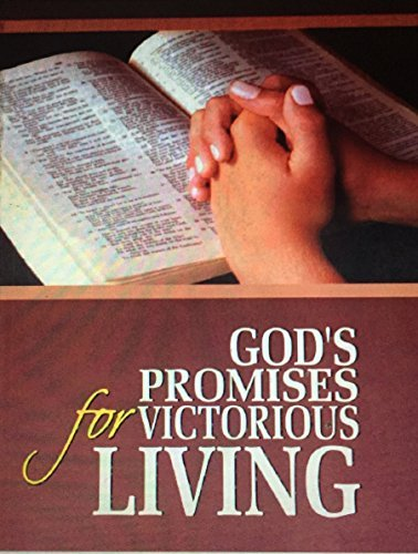 GODS PROMISES FOR VICTORIOUS LIVING  by  David Adewuyi