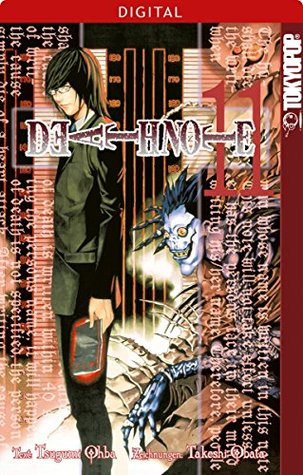 Death Note 11 Takeshi Obata