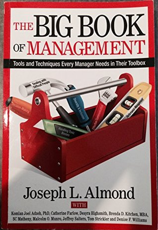 The BIG BOOK of Management  by  Joseph L. Almond