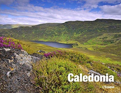 Caledonia - LEcosse en photos: Paysages (Le Photon Voyageur t. 1) David J. Martin