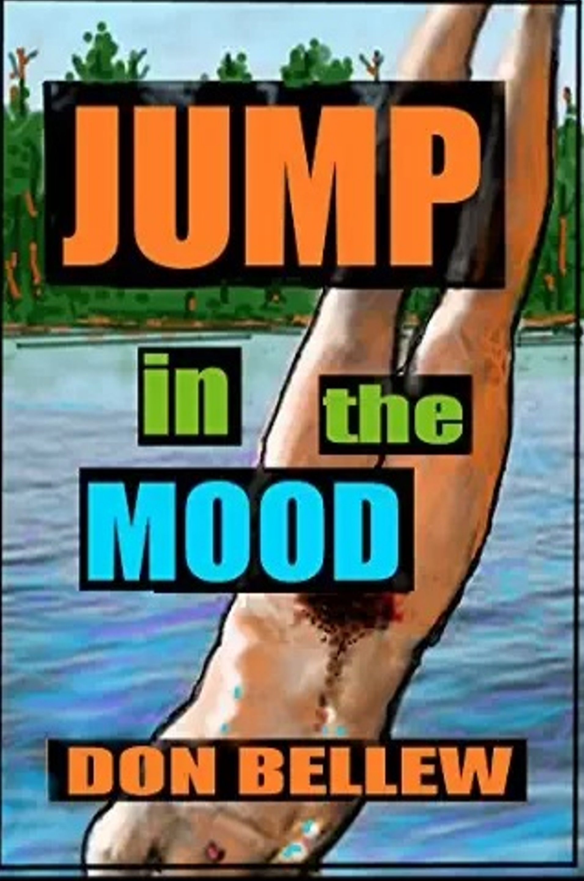 Jump in the Mood Don Bellew