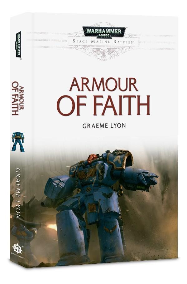 Armour of Faith Graeme Lyon