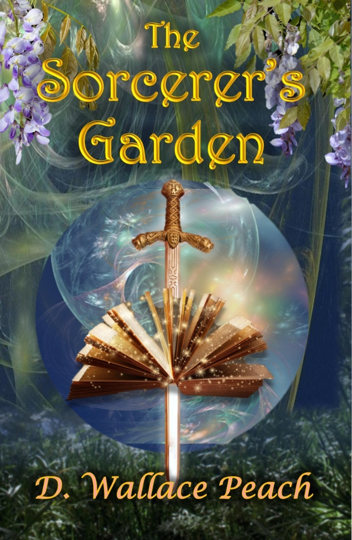 The Sorcerers Garden  by  D. Wallace Peach
