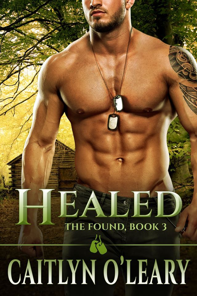 Healed (The Found, #3) Caitlyn OLeary
